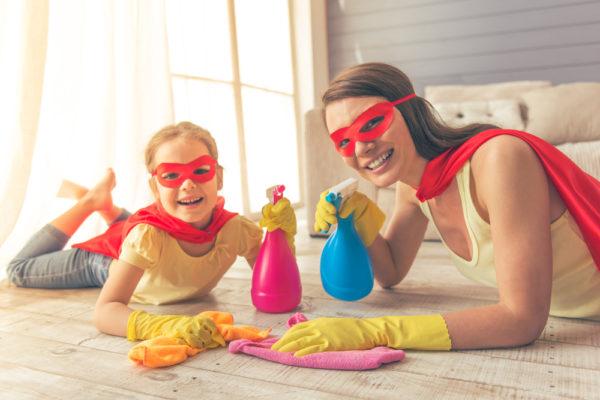 Cómo motivarte para limpiar tu hogar