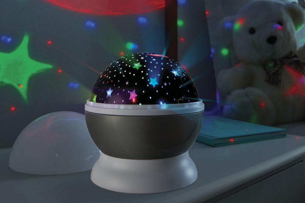 Regalos útiles y divertidos: proyector de luces para el hogar