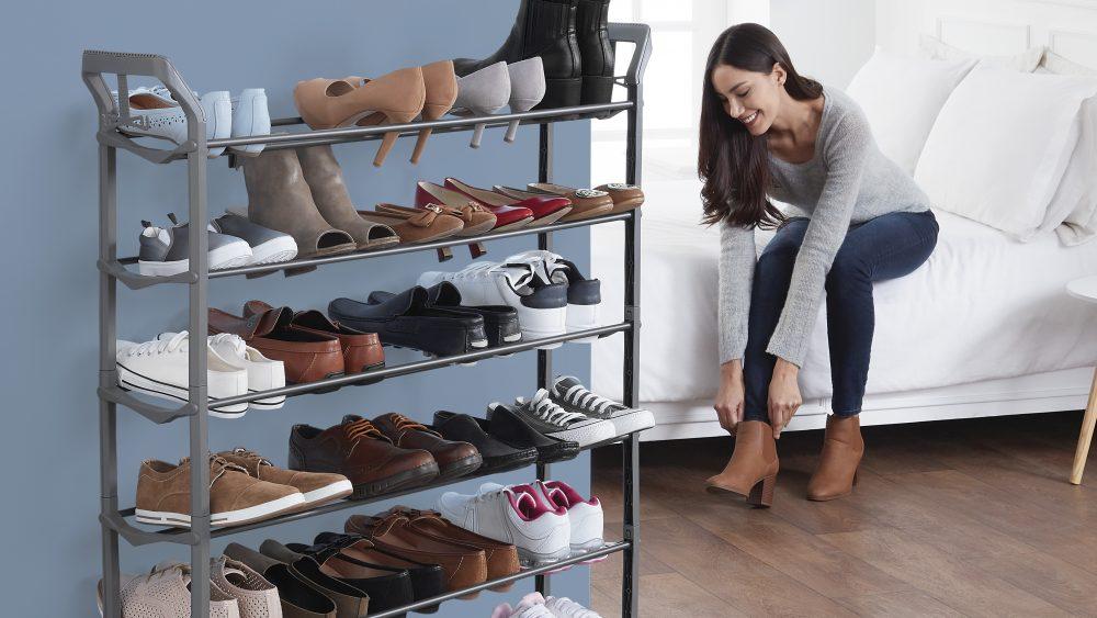 Betterware - ¿Cómo ordenar zapatos de forma sencilla?