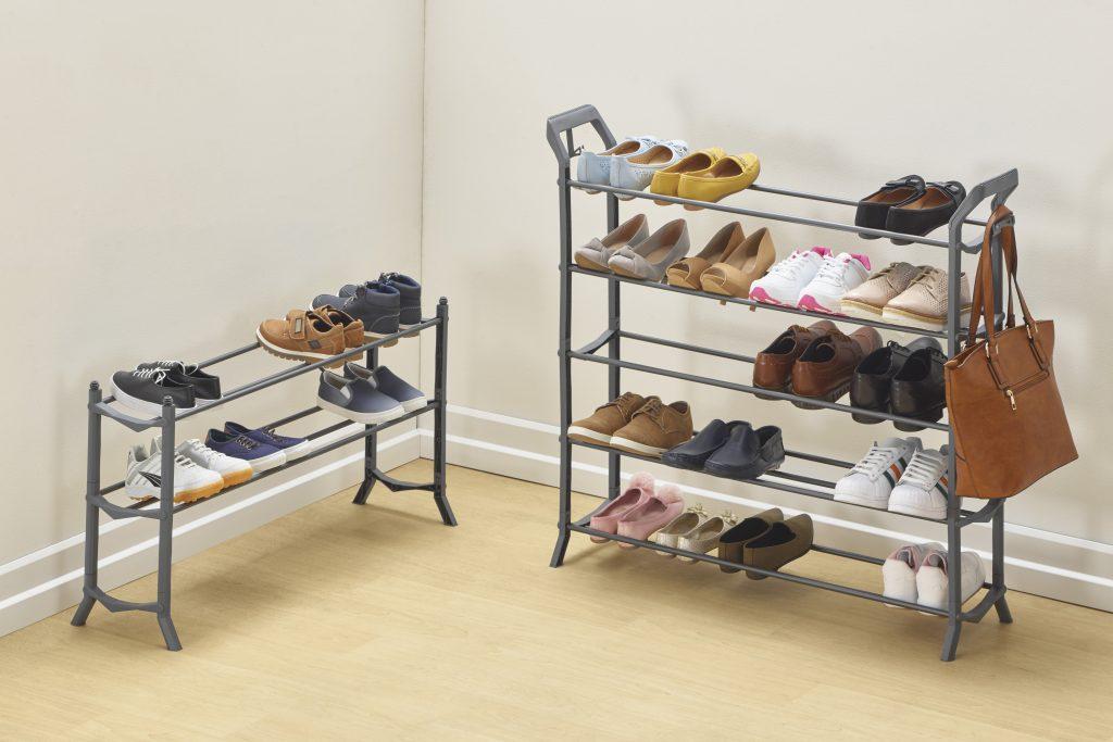 Zapatera Smart Betterware . Ideal para ordenar zapatos y accesorios.
