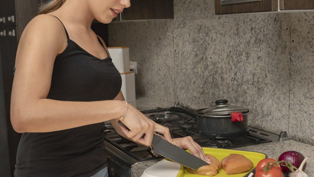 Blog Betterware – Domina los cuchillos de cocina como un chef