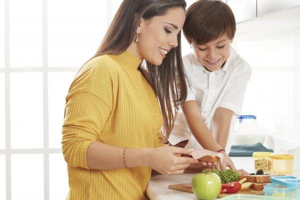 Blog Betterware - Prepara un lunch práctico y nutritivo para tus peques