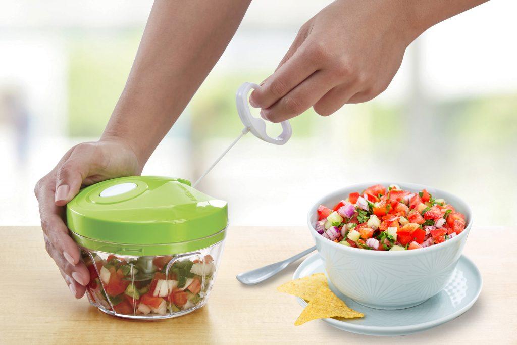 Betterware - 5 trucos para pelar, cortar y picar frutas y verduras