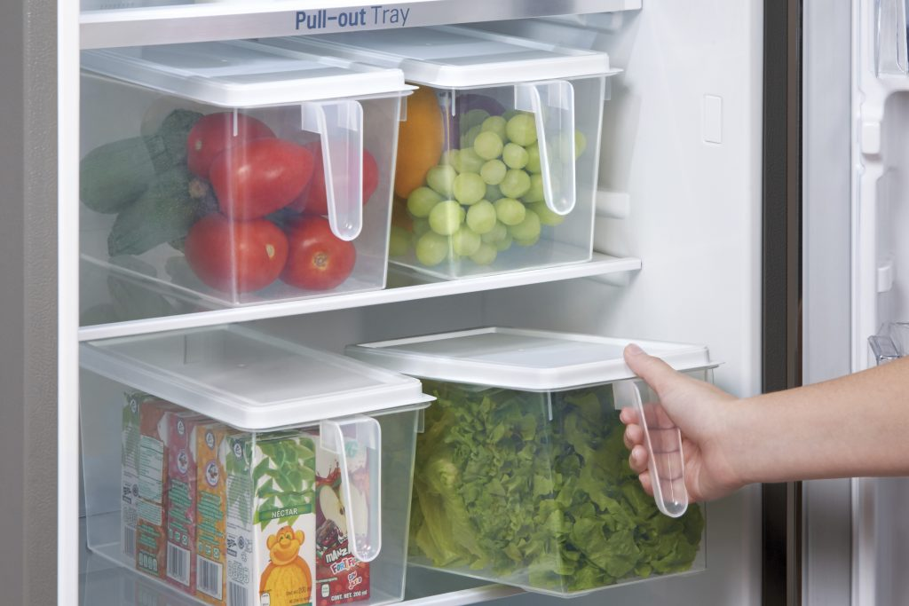 Blog Betterware - Cómo organizar tu refri y aprovechar todo el espacio // Organizador para refrigerador.